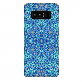 Galaxy Note 8  Mandala XIV by Art Design Works