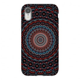 iPhone Xr  Abstract Mandala by