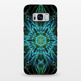 Galaxy S8 plus  Neon Mandala I by