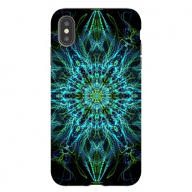 Neon Mandala I by Art Design Works