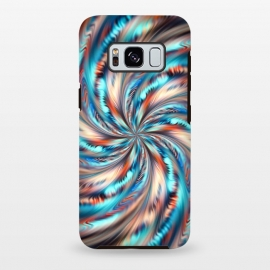 Galaxy S8 plus  Abstract Swirl by