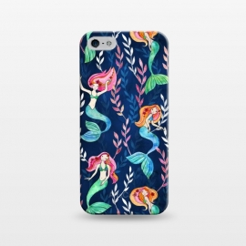 iPhone 5/5E/5s  Little Merry Mermaids by
