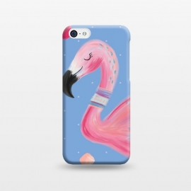 Fancy Flamingo by Noonday Design