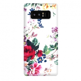 Galaxy Note 8  Bouquets with roses 3 by