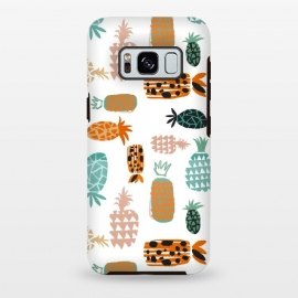 Galaxy S8 plus  Crazy Pineapples by