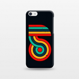 iPhone 5C  five tribal by TMSarts