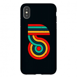 iPhone Xs Max  five tribal by TMSarts