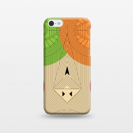 iPhone 5C  masque aztec by TMSarts