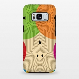 Galaxy S8+  masque aztec by TMSarts