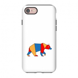 iPhone 8/7  bear geometric by TMSarts