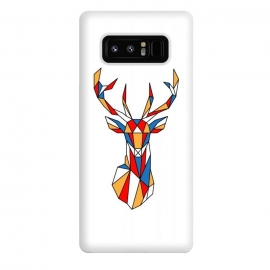 Galaxy Note 8  deer geometric by TMSarts