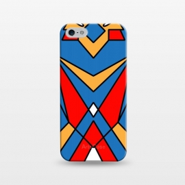 iPhone 5/5E/5s  low poly art by TMSarts