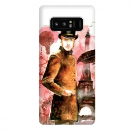 Galaxy Note 8  Jules Verne's world by