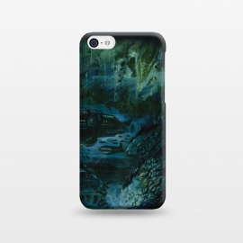 iPhone 5C  20,000 Leagues Under the Sea by Max LeTamis