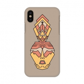 iPhone X  human aztec by TMSarts