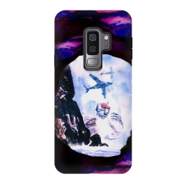 Galaxy S9 plus  Verne' World I by