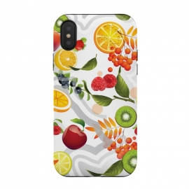 iPhone Xs / X  Mixed Fruit by