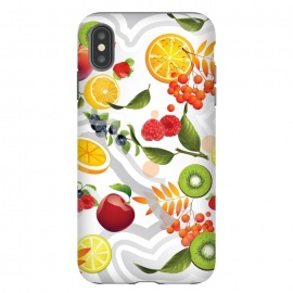 iPhone Xs Max  Mixed Fruit by Bledi