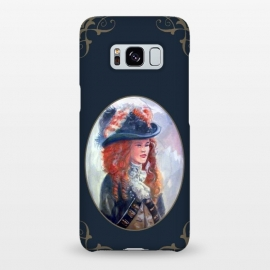 Galaxy S8+  Old Personages by Max LeTamis