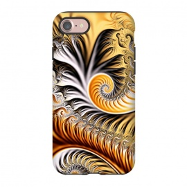 iPhone 8/7  Fractal Art XIV by Art Design Works