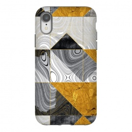 iPhone Xr  Geometric XXIII by Art Design Works