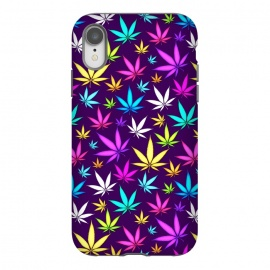Colorful Weed Pattern by Art Design Works