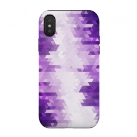 iPhone Xs / X  Ultra Violet Pattern III by