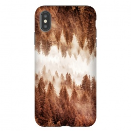 iPhone Xs Max  Abstract Forest I by Art Design Works