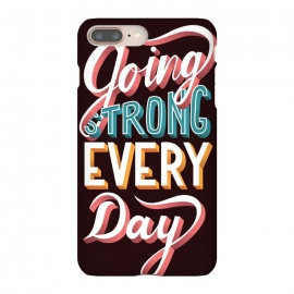Going Strong Every Day by Jelena Obradovic