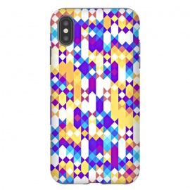 Colorful Pattern I by Art Design Works