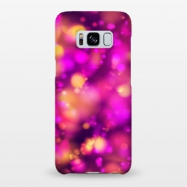 Galaxy S8+  Lovely Bokeh Effect design by Art Design Works