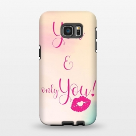 Galaxy S7 EDGE  You & Only You {} by Art Design Works