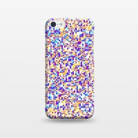 iPhone 5C   Colorful Pattern II by Art Design Works