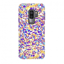 Galaxy S9 plus   Colorful Pattern III by