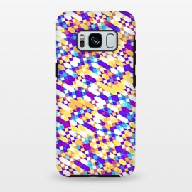 Galaxy S8+  Colorful Pattern IV by Art Design Works