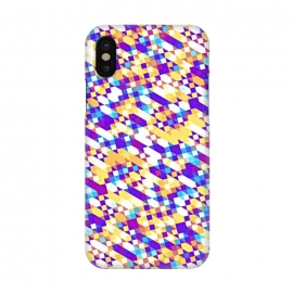 iPhone X  Colorful Pattern IV by Art Design Works