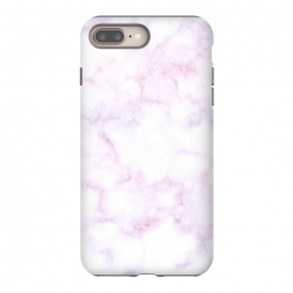 Soft white pink marble by Oana