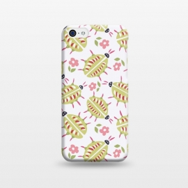 iPhone 5C  Funny Bugs With Wooden Legs by Boriana Giormova