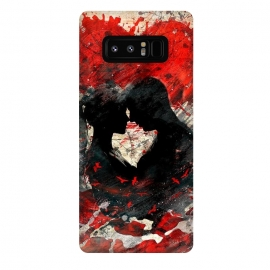 Galaxy Note 8  Artistic - Forever together by Art Design Works