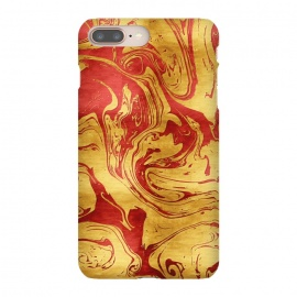 Red Dragon Marble by Art Design Works