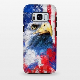 Galaxy S8 plus  Artistic XLIII - American Pride by