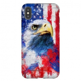 iPhone Xs Max  Artistic XLIII - American Pride by Art Design Works