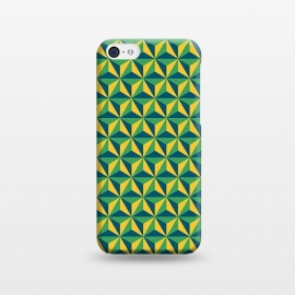 iPhone 5C  Geometric Pattern IV by Art Design Works