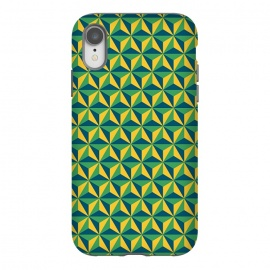 iPhone Xr  Geometric Pattern IV by Art Design Works