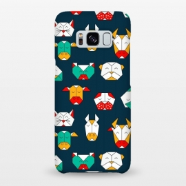 Galaxy S8+  jungle animals by TMSarts