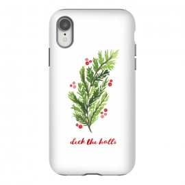 iPhone Xr  Deck the Halls by Noonday Design