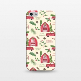 iPhone 5/5E/5s  Home for the Holidays by