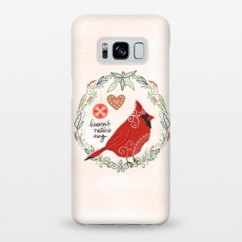 Galaxy S8+  Heaven and Nature Sing by Noonday Design