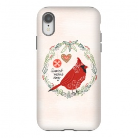 iPhone Xr  Heaven and Nature Sing by Noonday Design