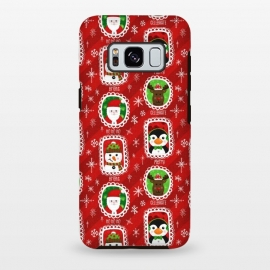 Galaxy S8+  Santa and Friends by Noonday Design